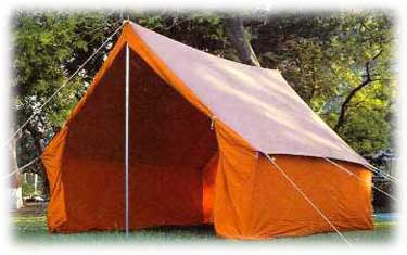 Scout Tent