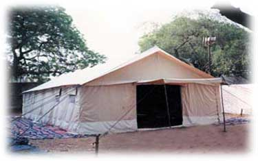Hospital / Store Tent