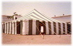 Single Pole Marquee Tent