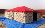 Printed Wall Deluxe Tent