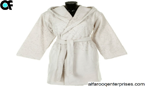Shirt Style Bathrobes