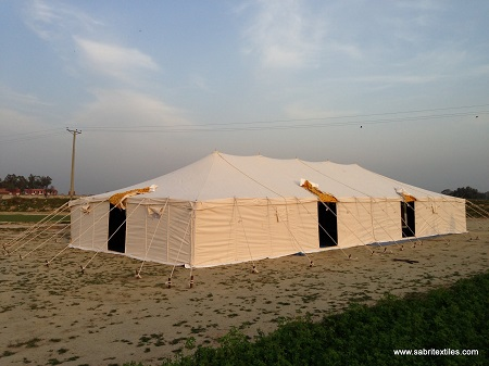 Canvas Deluxe Tent