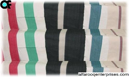 Canvas Stripe Cloth