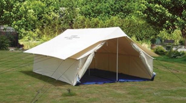 & Double Fly Single Fold Tents