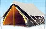 Double Fly, Double Fold Tents