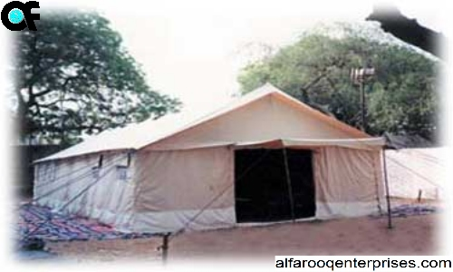 Store Frame Tent