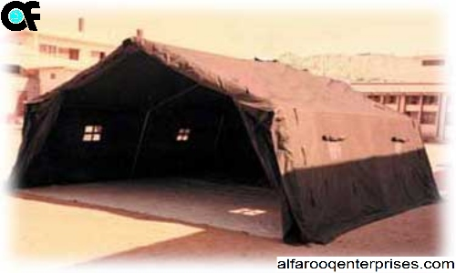 Army Frame Tent