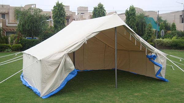 Single Fly, Single Fold Tents