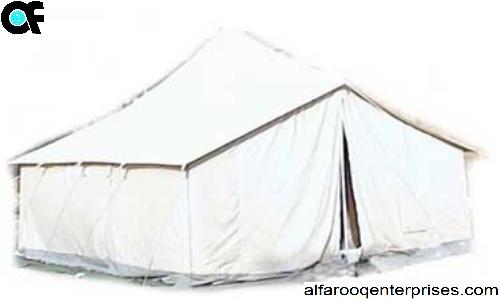 Winterized Tent